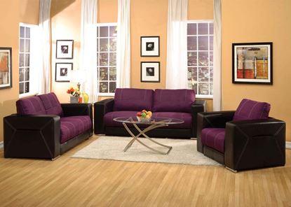 Picture of Brayden Purple Living Room Set