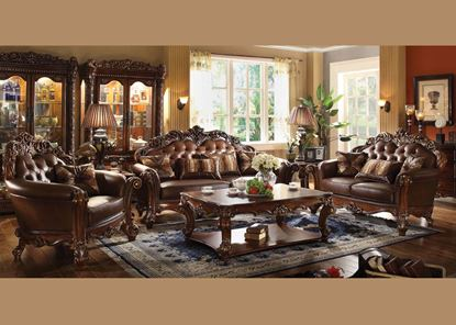 Picture of Vendome Cherry Living Room Set